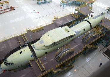 АО «Авиастар-СП» на 38% снизит трудоемкость сборки самолетов