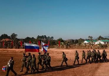 Первое в истории: Россия и Лаос начали совместное военное учение «Ларос-2019»