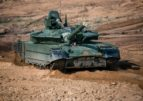 АО «Омсктрансмаш» выполнило ГОЗ по поставке модернизированных танков Т-80БВМ