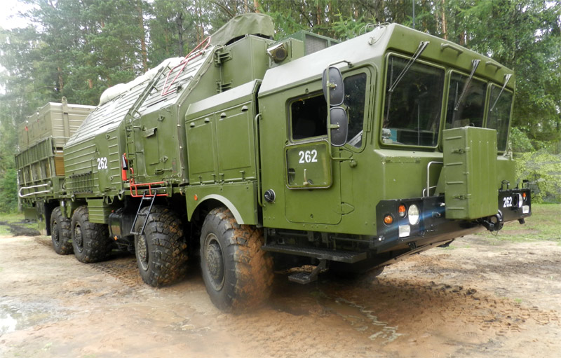МИОМ 15М69 в Тейковском ракетном соединении, июль 2012 г. (http://pressa-rvsn.livejournal.com)