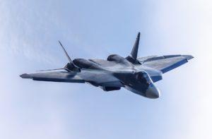 Cу-57 юбилей полета