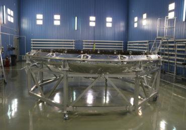 НПО им.Лавочкина доставили образец аэродинамического экрана ExoMars-2020 в ESA