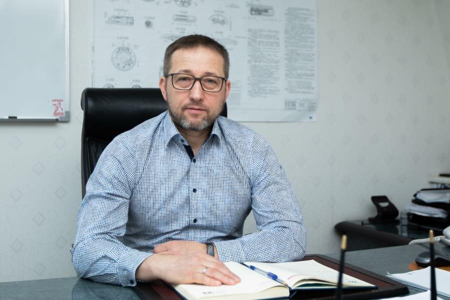 Сергей Егоров, директор дочернего предприятия «Купола», НПО «Имекс»
