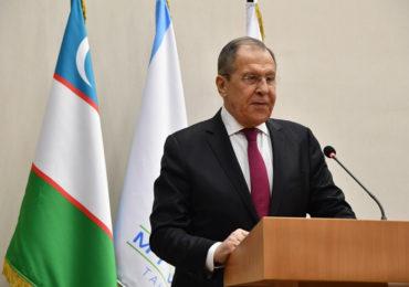 Лавров отметил хороший уровень развития ВТС России и Узбекистана