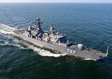 В Аравийском море успешно завершилось российско-японское антипиратское учение