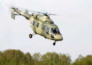 Россия поставит в Эритрею два вертолета «Ансат» до конца 2020 года
