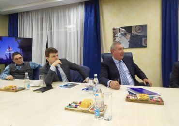 Рогозин рассказал журналистам о планах на 2020 год