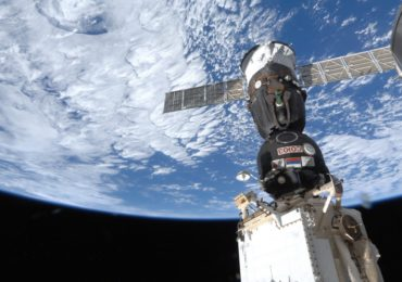 Орбита МКС скорректирована