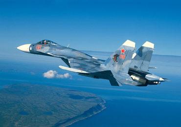 Юбилей первого полета первого серийного корабельного истребителя Су-33
