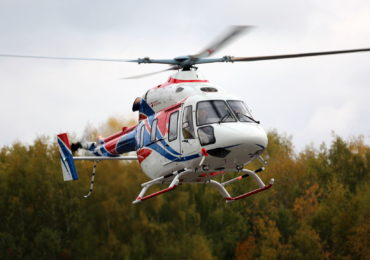 Ростех готов начать поставки вертолетов «Ансат» в Китай