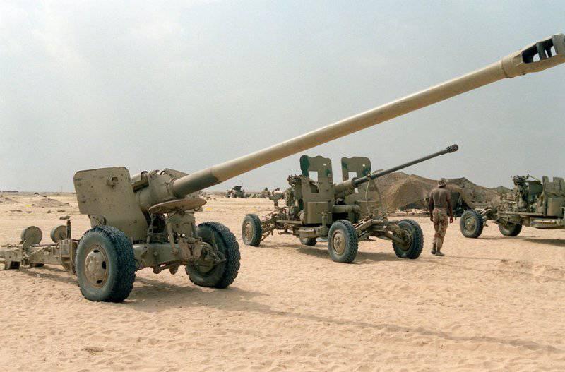 122-мм пушка Д-74 (http://ru.wikipedia.org)