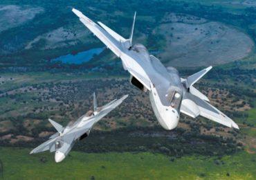 Доработка Су-57 позволит ему управлять беспилотниками