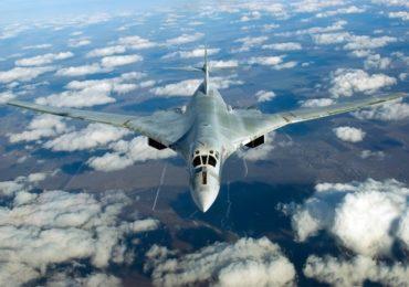 Ту-160 установили мировой рекорд по дальности полета