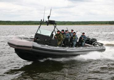 Рособоронэкспорт подписал контракт на поставку лодок БК-10 в Африку