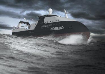 Северная верфь готовит траулер «Капитан Соколов» к спуску на воду