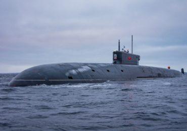 Подписан приемный акт атомной подводной лодки «Князь Владимир»