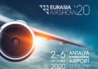 Eurasia Airshow 2020: организаторы предлагают три варианта участия