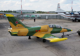 Завершается модернизация основного учебного самолета Л-39