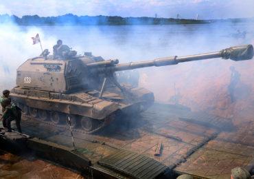 УВЗ передал Минобороны РФ партию модернизированных гаубиц «Мста-С»