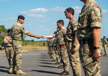 «Cyber-fit soldiers». В британской армии развернут первый «кибер-полк»