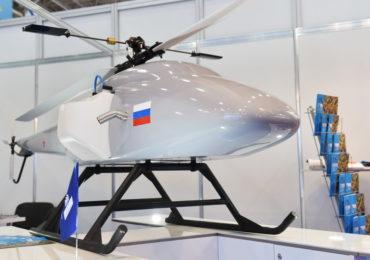 АПЗ поставит в войска новый беспилотник вертолетного типа «Грач»