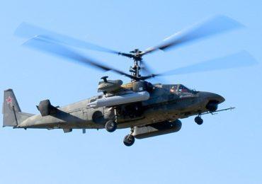 Новые «Терминаторы» поступили на вооружение армейской авиации ЮВО