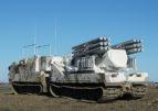 В Арктике отработали программу испытаний ЗРПК «Панцирь-СА»