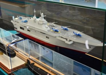 На керченском «Заливе» начали формировать корпуса будущих УДК