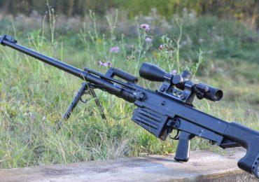 Запущено производство гражданской версии винтовки ОСВ-96