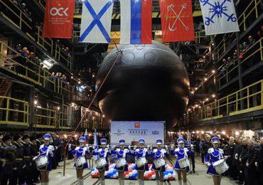 Подлодка «Волхов» войдет в состав флота 24 октября