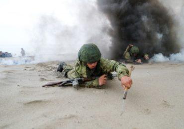 Морской пехоте России 315 лет