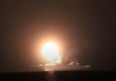 Состоялись очередные испытания ракеты «Циркон»