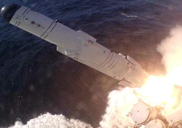 Корвет «Герой РФ Алдар Цыденжапов» впервые выполнил пуск крылатой ракеты комплекса «Уран» по морской цели