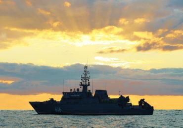 Корабли ПМО проекта 12700 будут иметь высокий уровень автоматизации