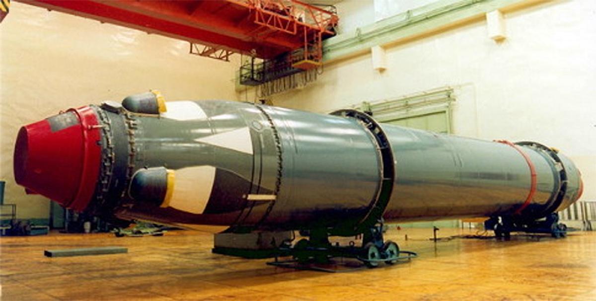 """Ракета Р-29РМУ2.1 """"Лайнер"""""""