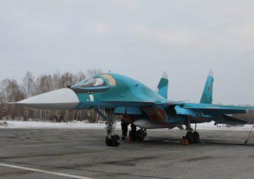 «Сухой» выполнил контракт по Су-34 для Минобороны РФ