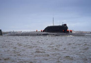 АПЛ «Казань» выполнила стрельбу ракетой «Оникс»