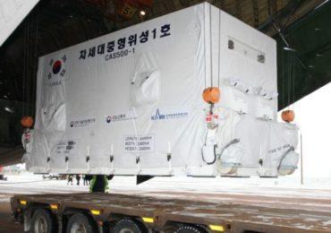 Первые иностранные аппараты в 2021 году прибыли на Байконур