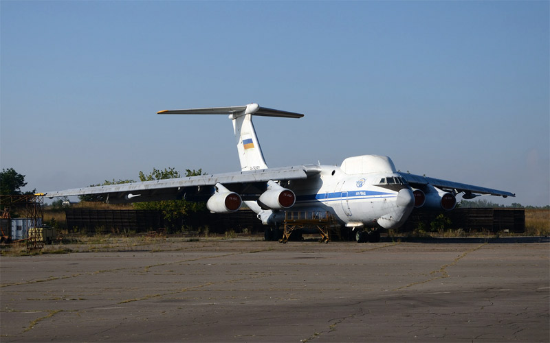 Ил-82 / Ил-76СК регистрационный №RA-76450, аэродром Раменское, 12.08.2012 г. (фото - pfc_joker, http://pfc-joker.livejournal.com/)