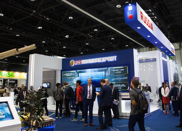 На IDEX 2021 «Рособоронэкспорт» выступит организатором единой российской экспозиции и покажет главные новинки российской оборонной промышленности