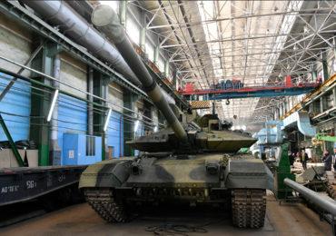 Уралвагонзавод отправил партию танков Т-90М заказчику