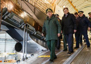 Делегация Минобороны РФ посетила «Авиастар-СП»