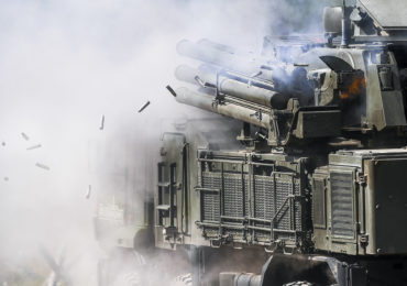 Современная артиллерия против БПЛА