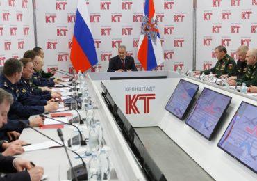 Сергей Шойгу проверил исполнение ГОЗ на АО «Кронштадт»