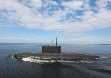 Адмиралтейские верфи спустят на воду третью подлодку для ТОФ