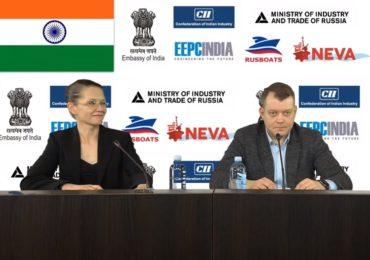 Развитие российско-индийского сотрудничества в области судостроения обсудили на конференции