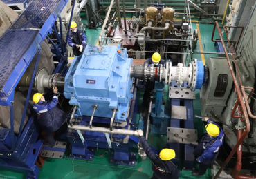 В МКБ «Горизонт» освоили испытания морских двигателей после ремонта