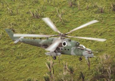 «Вертолеты России» отремонтируют Ми-35М ВВС Бразилии