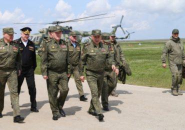 В Крыму завершились межвидовые учения