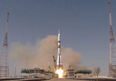 «Союз-2.1а» с кораблем «Ю.А. Гагарин» стартовал к МКС
